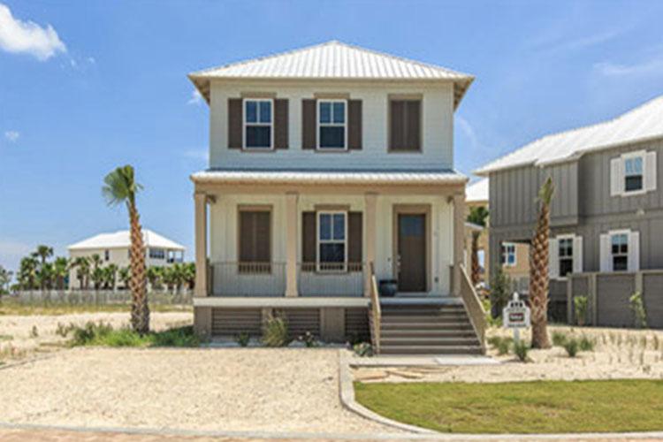 Alliant Built Beach House